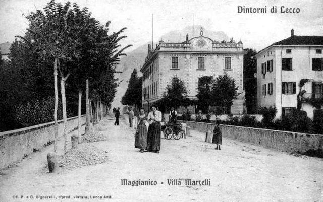 Ristorante Villa Martelli